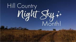 Night Sky Month