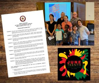 City Council Proclaims June 19 as Juneteenth Freedom Day